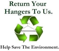 Recycle Your Hangers